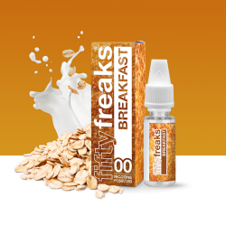 E-liquid Breakfast - 10 ml - Freaks/10