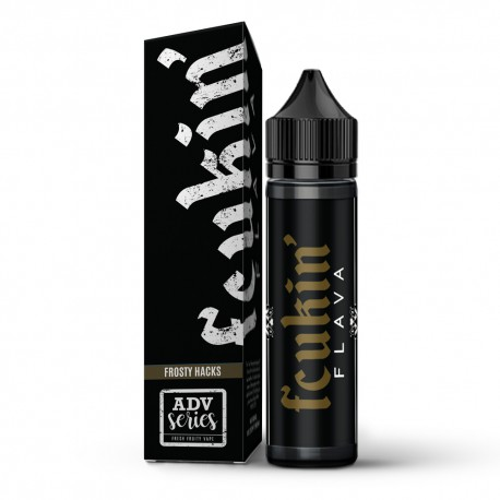E-liquid Frosty Hacks - Fcukin Flava - 50 ml