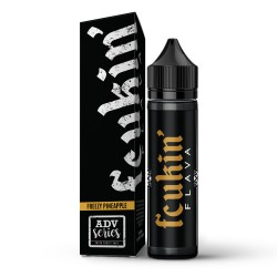 E-liquid Freezy Pineapple - Fcukin Flava - 50 ml