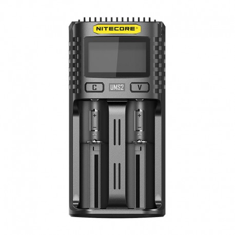 Chargeur UMS2 LCD Nitecore