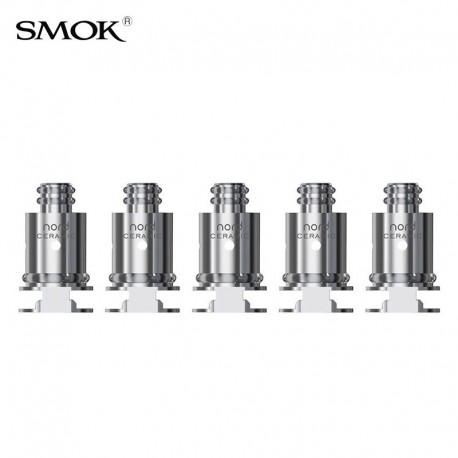 Pack de remplacement Kit Nord Smok Ceramic