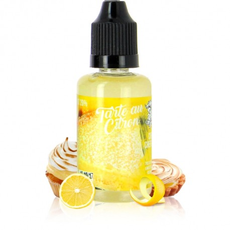Concentré Tarte au citron 30 ml Chef 's Flavor (3)