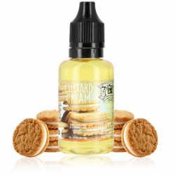 Concentré Custard cream 30 ml  Chef 's Flavor (3)