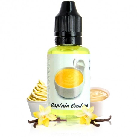 Concentré Captain Custard 30 ml Chef 's Flavor (3)