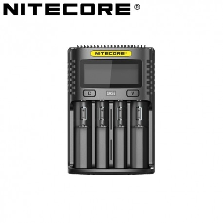 Chargeur UMS 4 Nitecore