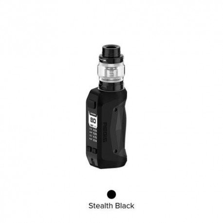 GeekVape  Kit Aegis Mini 80W / Cerberus 5,5ml GeekVape stealth black