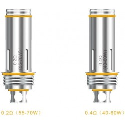 Coil / Meches Cleito Aspire (Pack de 5)