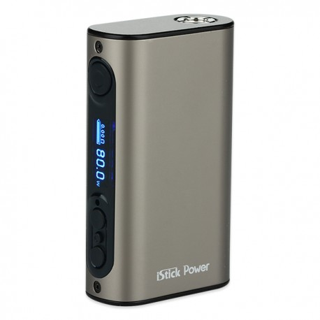 Box iPower Eleaf Express Kit  Brushed silver