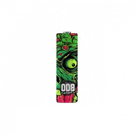 Wrapper Accu 20700/21700 (Pack de 20) Zombie