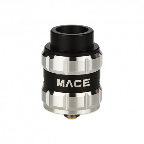 Dripper BF Mace Ample Vape silver