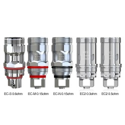 Résistances EC 2 Eleaf (Pack De 5)