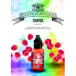 Concentré STUFFED 30 ml Chefs Flavours (pack de 3)