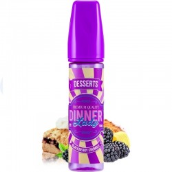 Blackberry Crumble - Dinner Lady 50ml